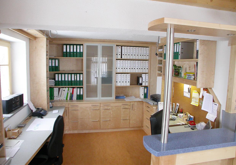 Bürogestaltung von NTW-Design